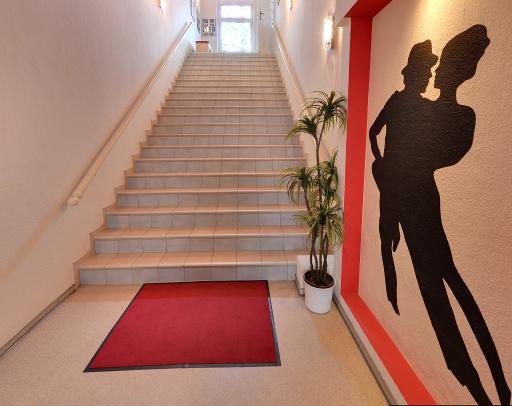 Rundgang durch die Tanzschule Eichelmann